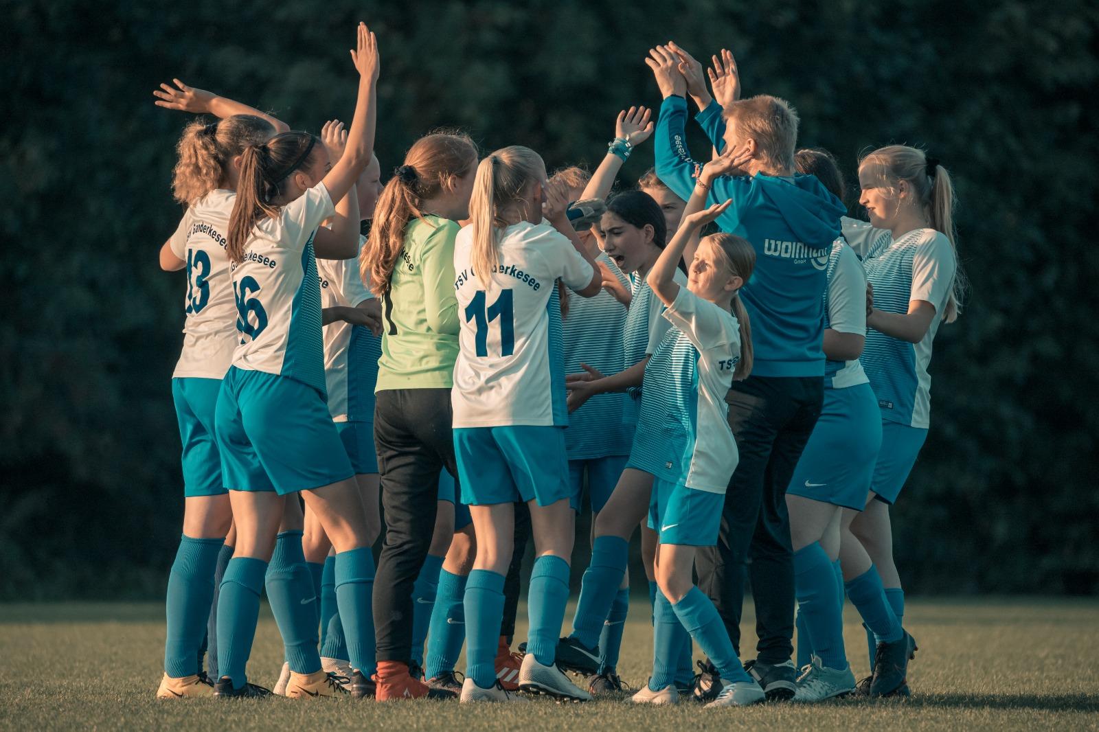C Juniorinnen Pokal Runde 1